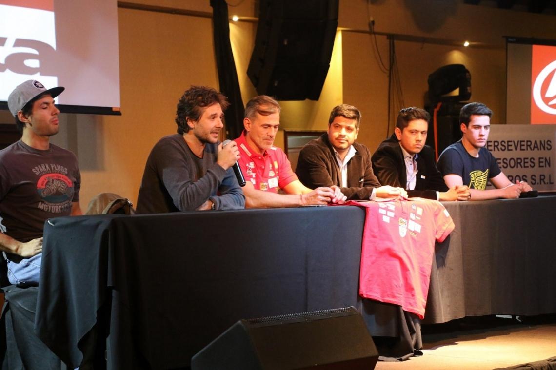 La AMD participó del lanzamiento de la XXXV Vuelta a la Tierra del Fuego