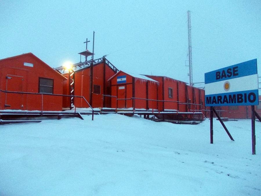 Muerte en la Antártida: Hallaron sin vida a jefe militar en Base Marambio