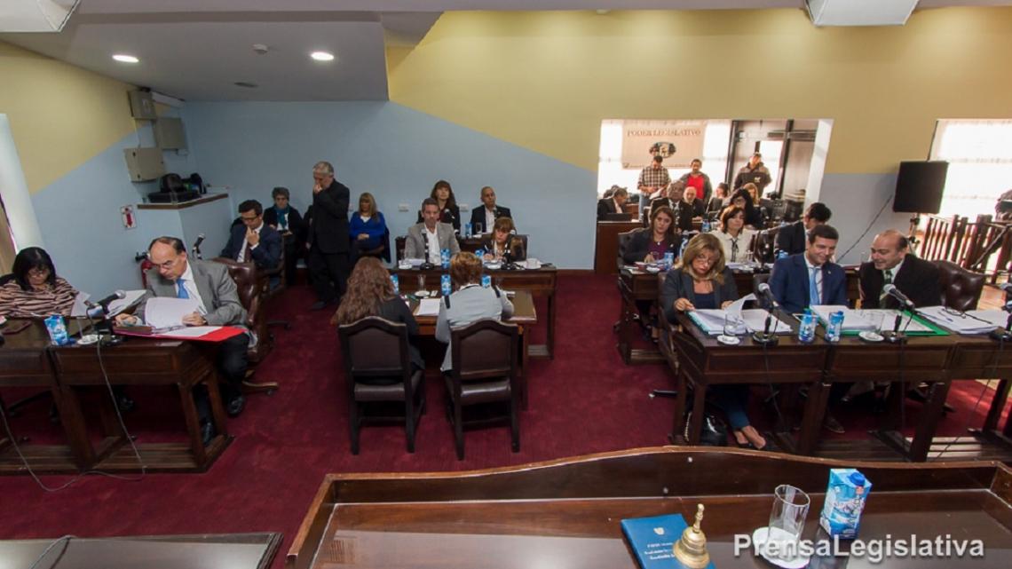 Legisladores provinciales sancionaron nuevas leyes para Tierra del Fuego