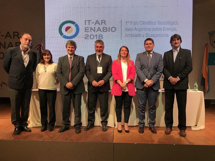 Concluyó tercera y última Jornada del Primer Foro Científico Ítalo-Argentino