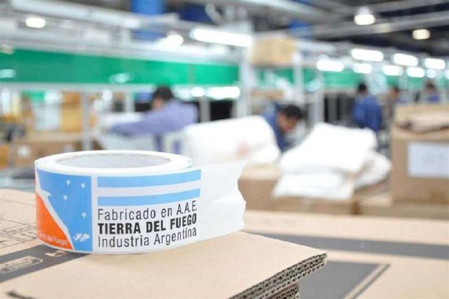 Industria Fueguina: Récord en la producción de tv en Tierra del Fuego