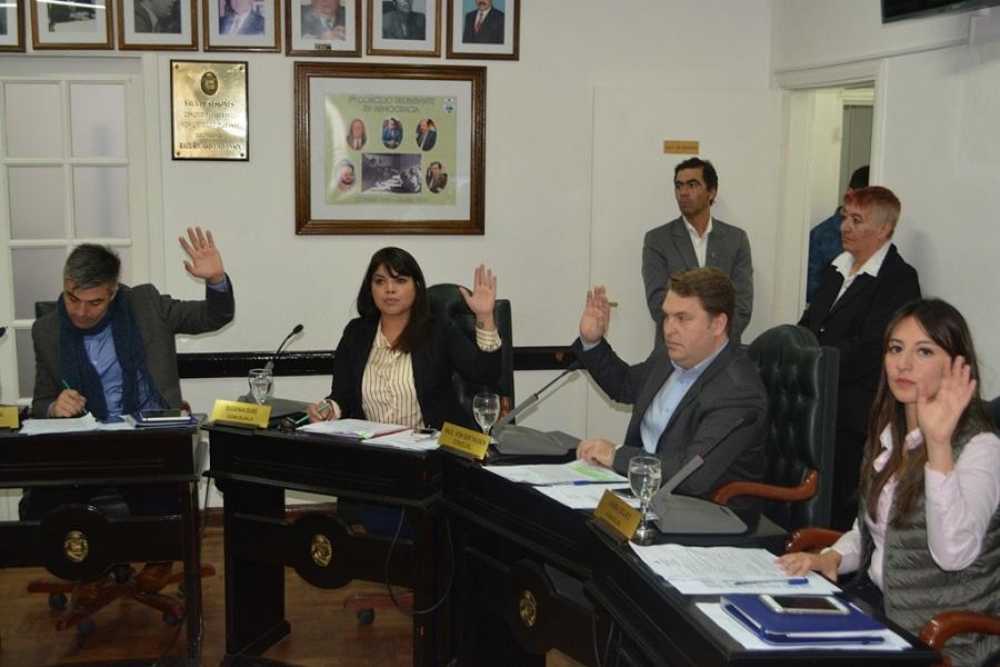 El Concejo Deliberante sancionó el proyecto de tolerancia cero en la ciudad