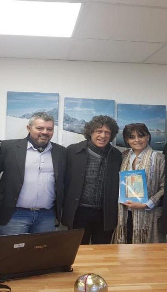 Se presentó el Proyecto de Identidad Bicontinentalidad Fueguina