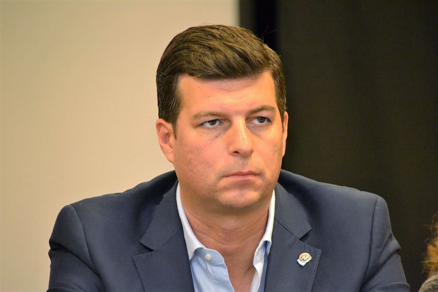 Legislador Federico Bilota.