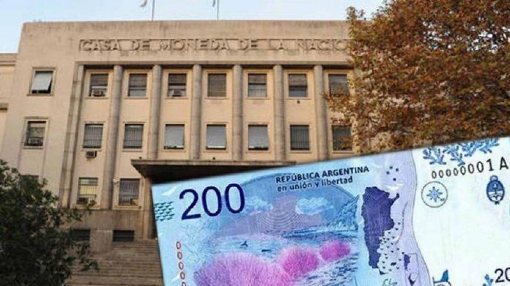 La Casa de la Moneda abrió una investigación por la desaparición de planchas de papel