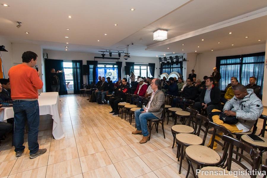 El Consejo Internacional de Estibadores se reúne en Ushuaia