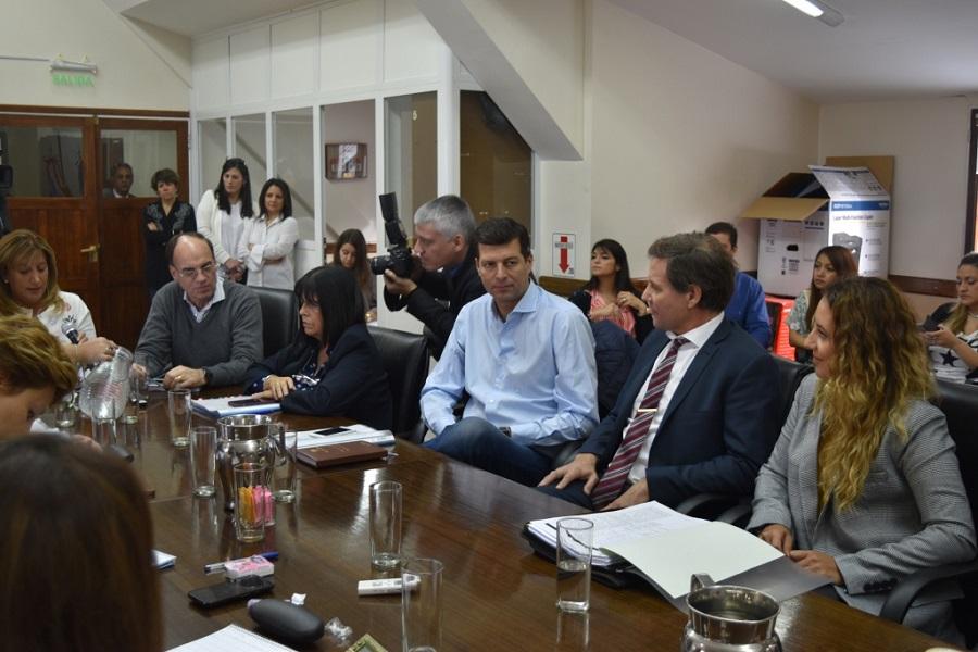 El juez Aramburú sumó la mirada jurídica sobre la reforma política