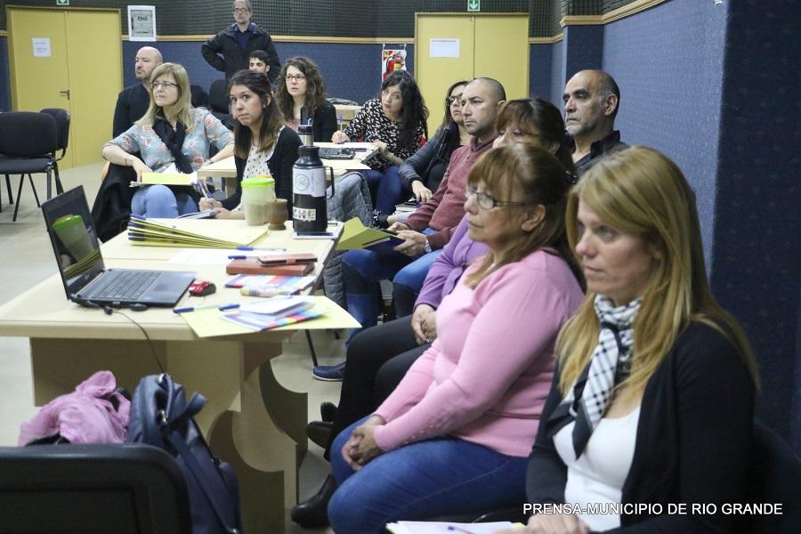 Encuentro de diánostico para el abordaje del Abuso Sexual Infanto-Juvenil