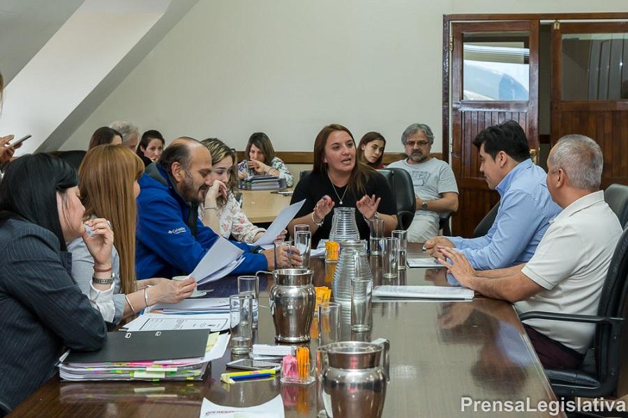 La legisladora Andrea Freites convocó a reunión de Educación