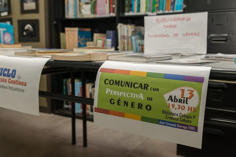 """CENT N° 11: Realizaron la conferencia """"Comunicar con perspectiva de género"""""""
