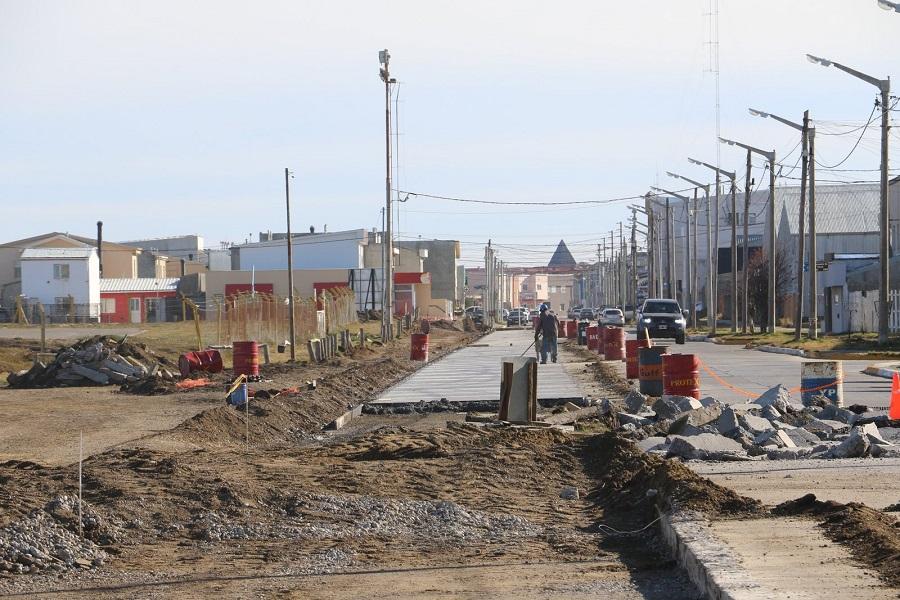 Último tramo para la concreción de la calle Ameghino que atravesará el BIM N°5
