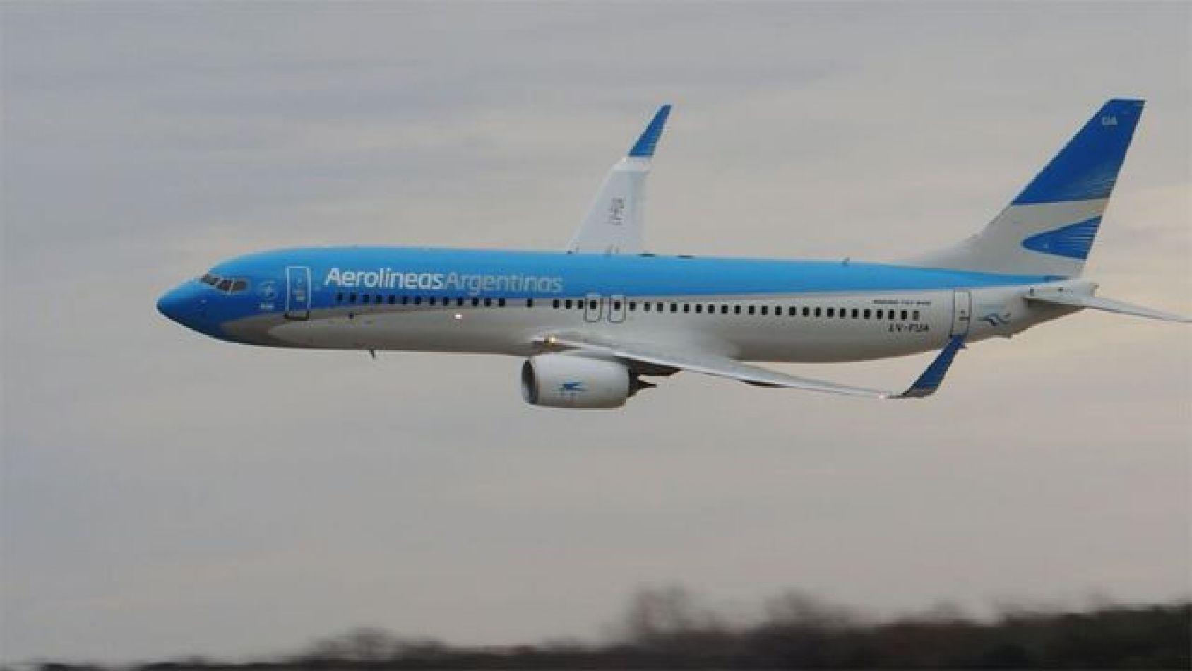 Vuelos de Aerolíneas Argentinas mas baratos