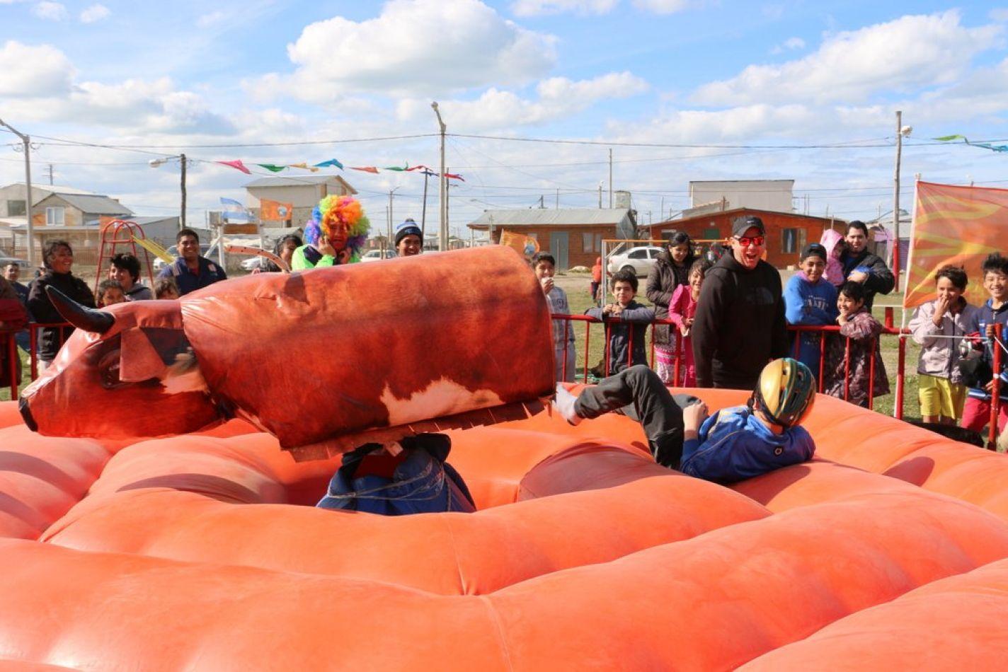 Se celebrará el  Día del Niño en distintos barrios de la ciudad de Río Grande