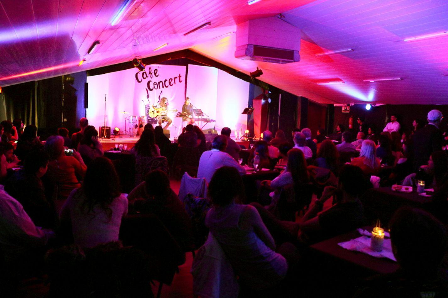 """Este sábado se realizará un nuevo """"Café Concert"""" en el Centro Alem"""