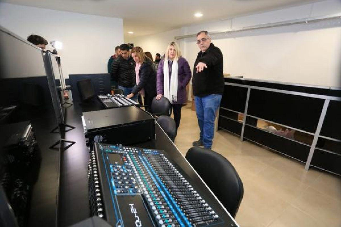 Nuevo equipamiento de digitalización para Canal 13