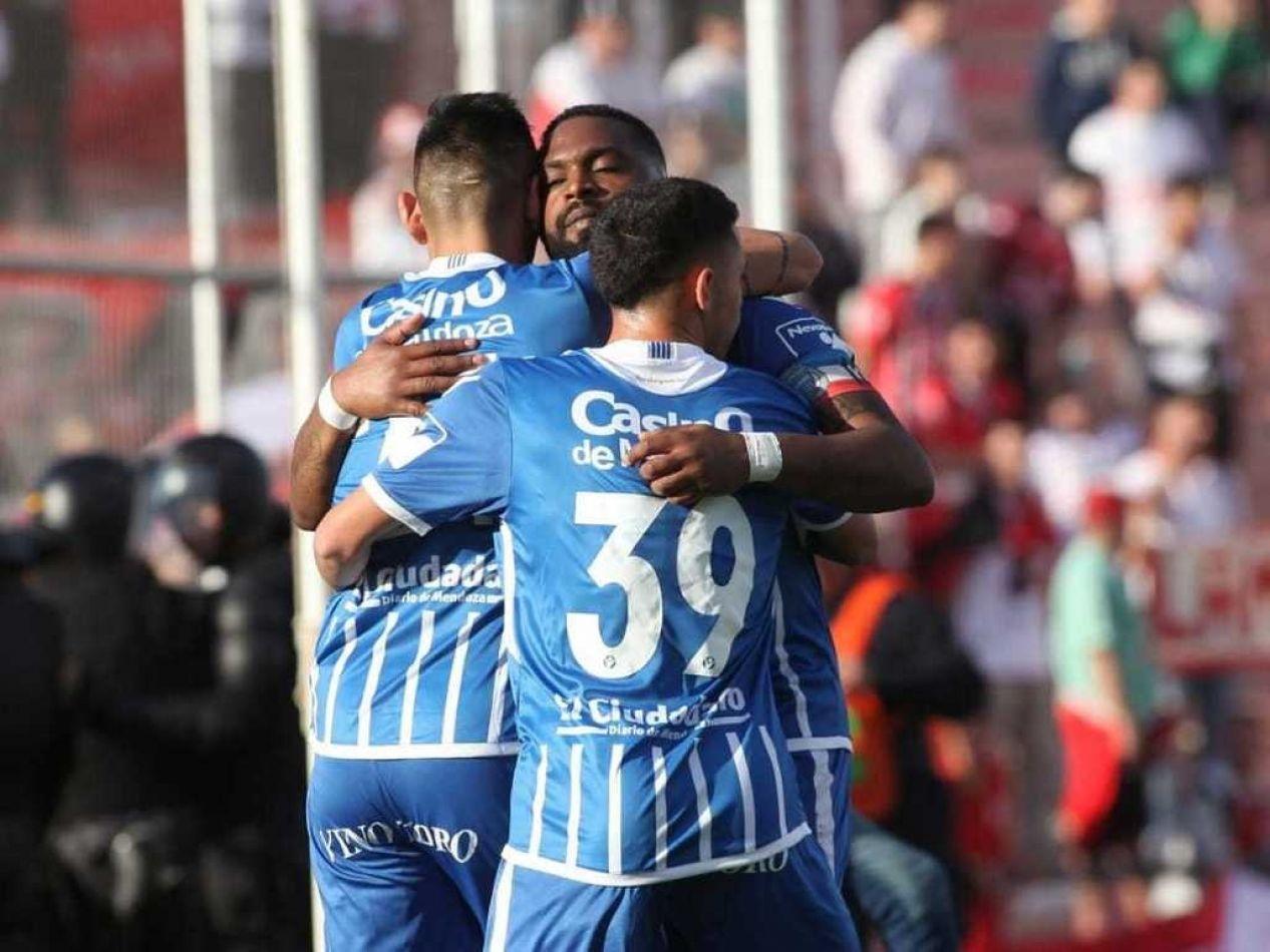 Por el Torneo Vendimia, el Tomba venció 1 a 0 al Globo gracias al gol de Santiago García.