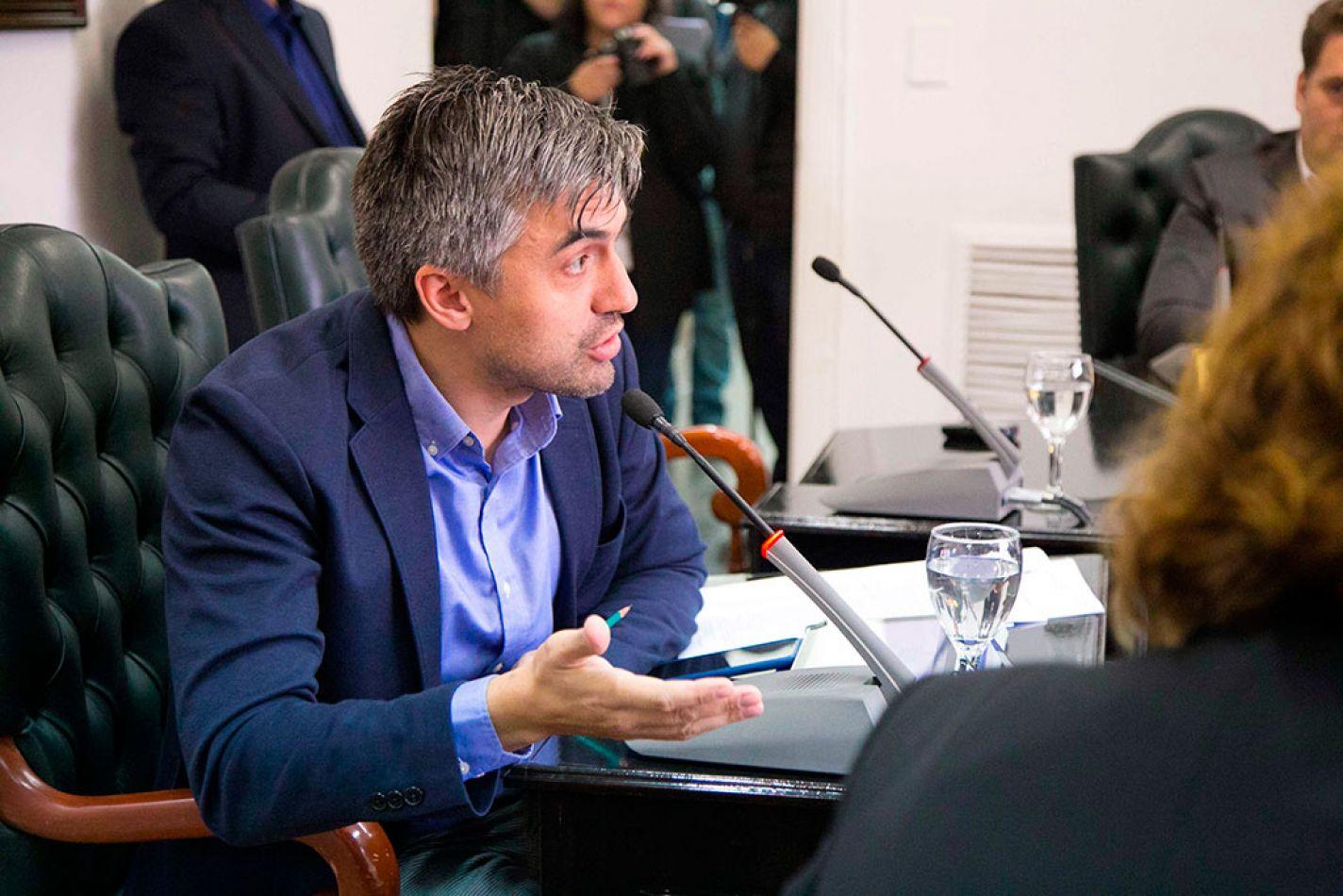 Concejal Paulino Rossi