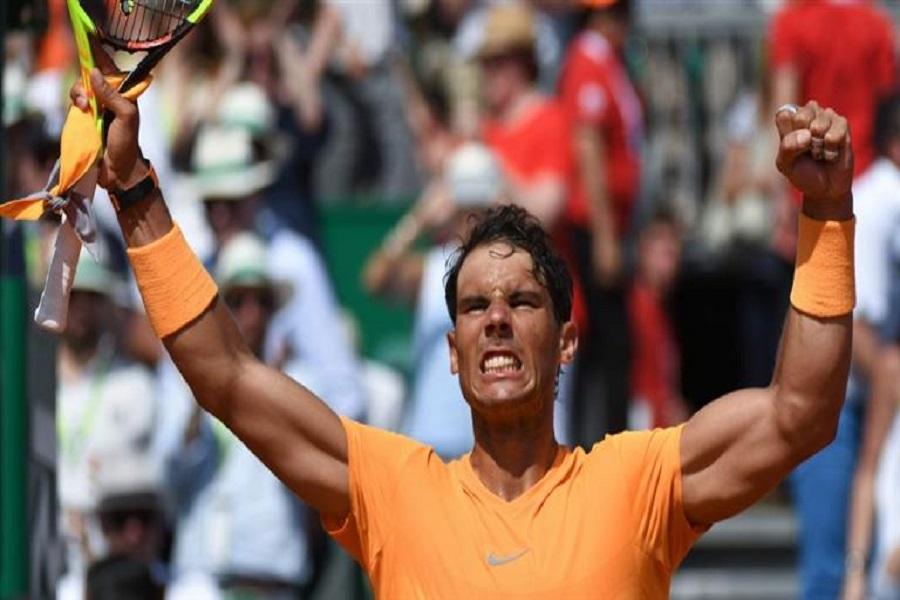 Nadal se coronó campeón por undécima vez en Montecarlo