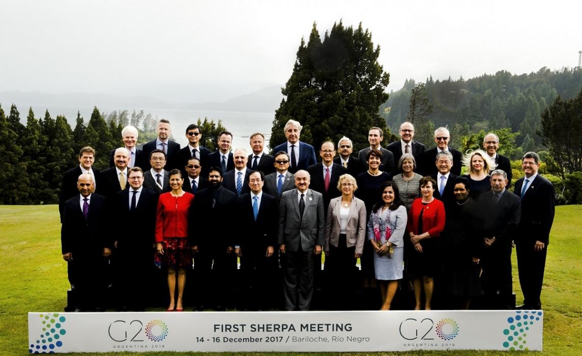 El G20 llegará a Ushuaia para debatir diversos temas comunes