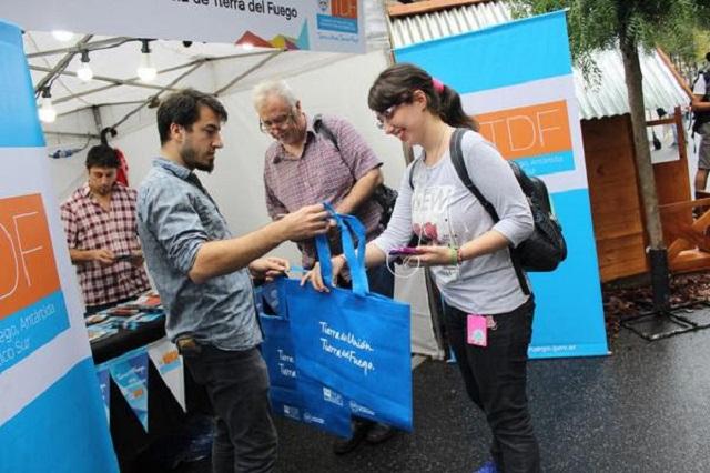 """Tierra del Fuego participó en """"Buenos Aires celebra las regiones"""""""