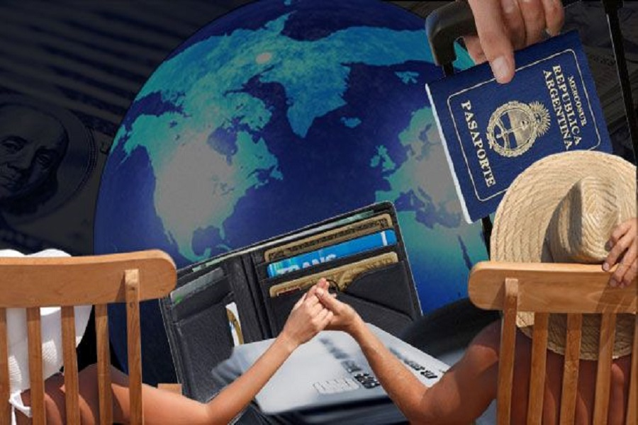Una aerolínea pagará 3.300 euros por mes a quienes quieran viajar por el mundo
