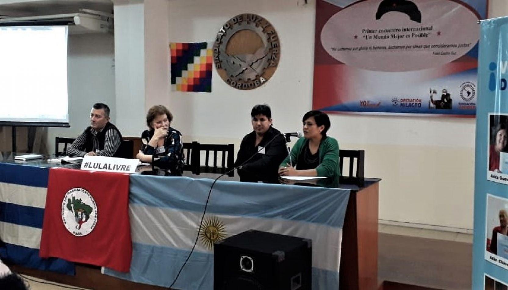El municipio expuso sobre el programa de alfabetización en el encuentro internacional
