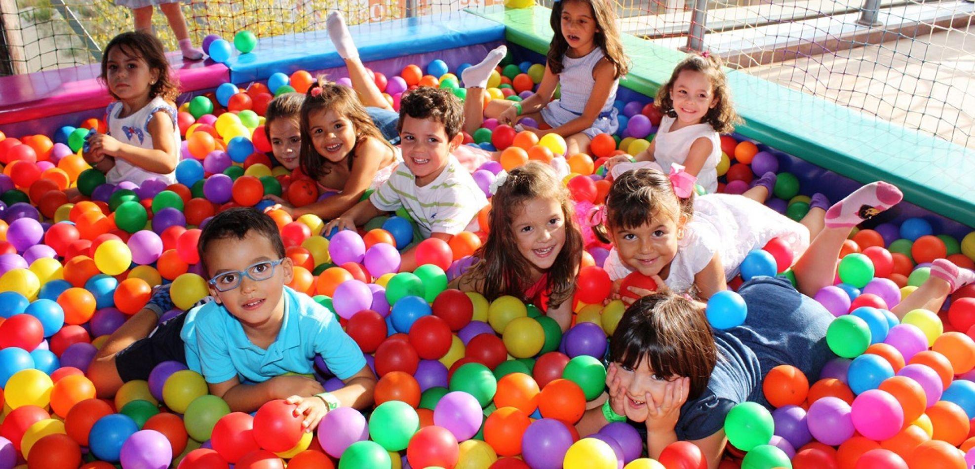 Festejos por el Día del Niño.
