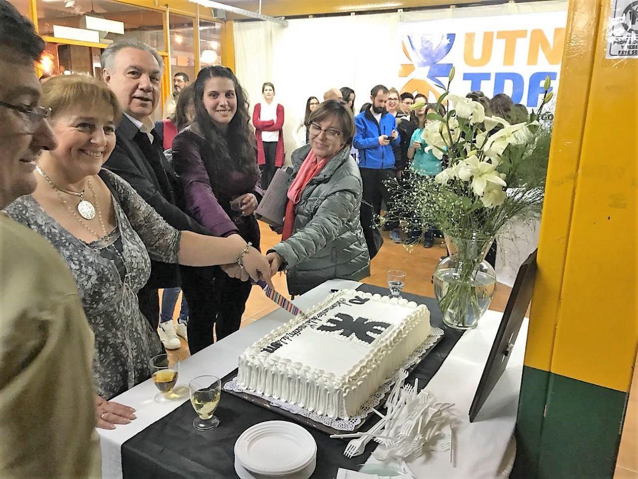 En la UTN festejaron los 70 años de la fundación de la Universidad Obrera Nacional