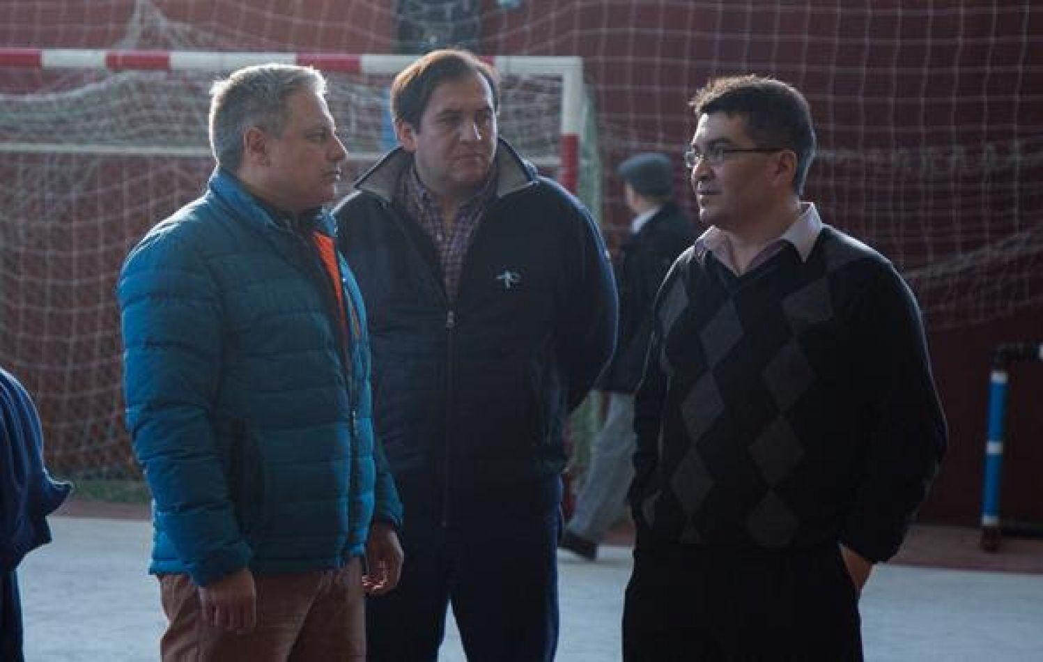 Reallizan inspecciones en establecimeintos educativos de Ushuaia