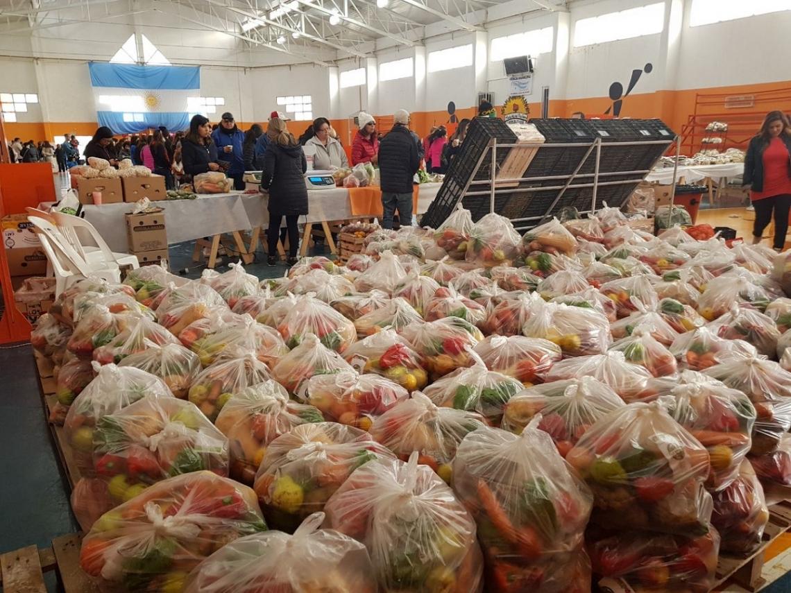 La Feria en tu Barrio vendió cerca de 25 mil kilos de alimentos