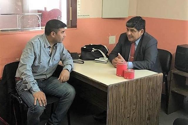 El vicegobernador Arcando presentará proyecto de Ley del Deporte