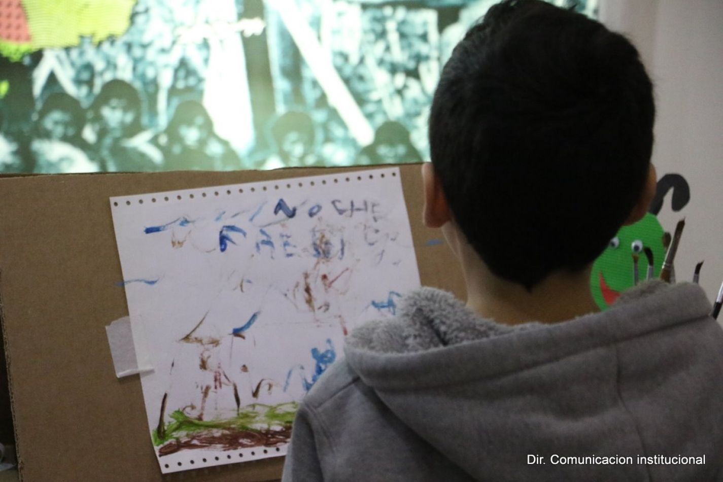 """Los festejos por el Día del Niño, se desarrollo este sábado en las instalaciones del Mueso Municipal """"Virginia Choquintel"""""""