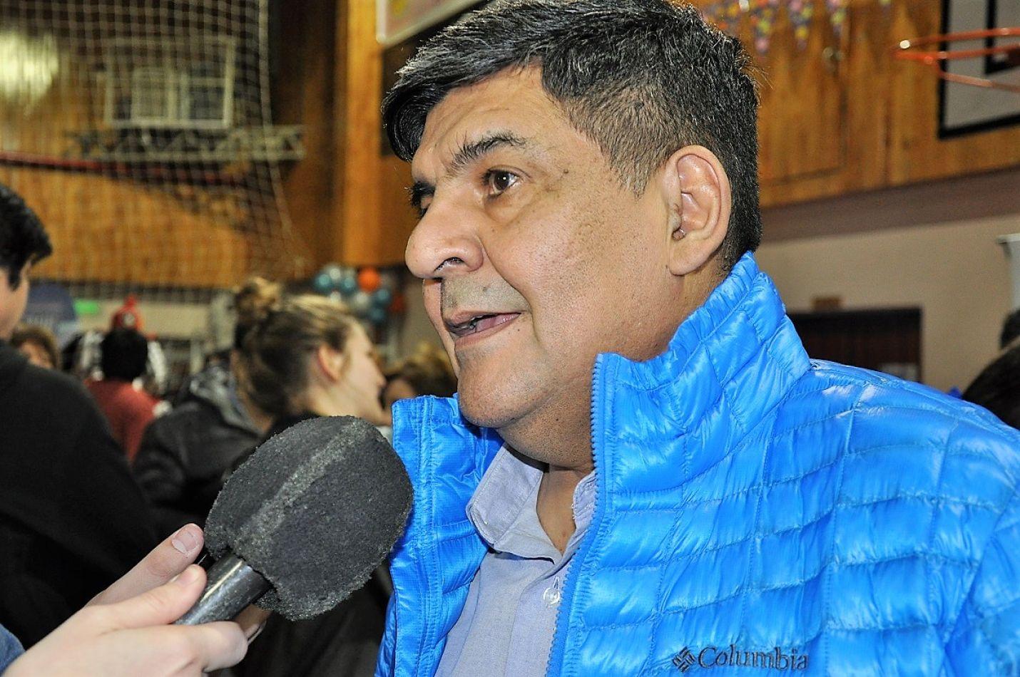 Vicegobernador Juan Carlos Arcando