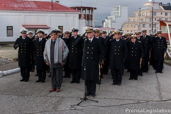 Armada: Recordaron el legado del almirante Guillermo Brown
