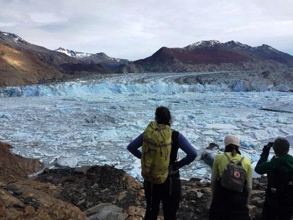 Por su retroceso el Glaciar más grande de la Argentina se queda sin visitas