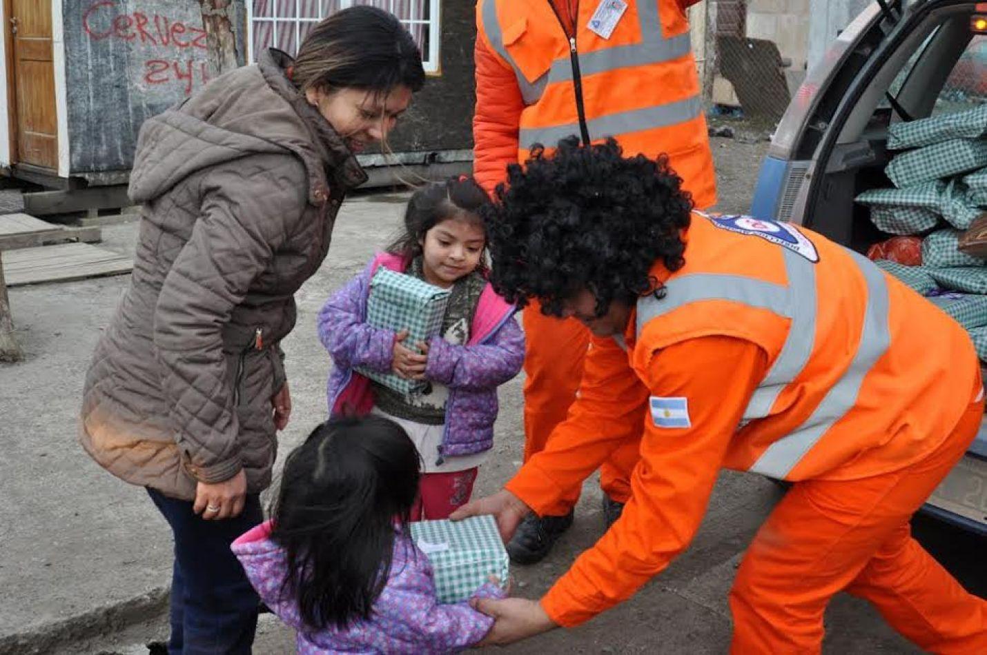 Defensa Civil entregará juguetes a niños de la ciudad