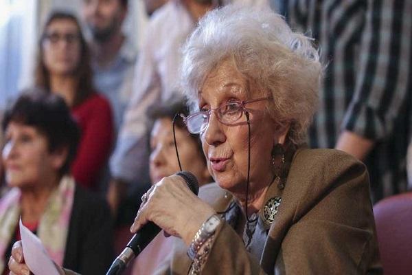 Abuelas de Plaza de Mayo otra vez son candidatas al Nobel de la Paz 2018