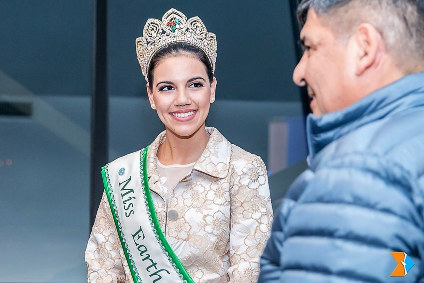 Dolores Cardoso, Miss Earth Argentina.