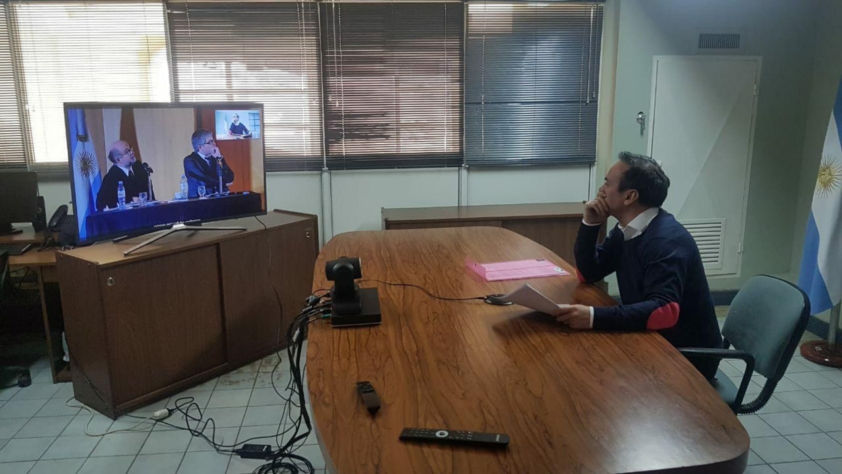 El municipio de Río Grande participó de la audiencia pública convocada