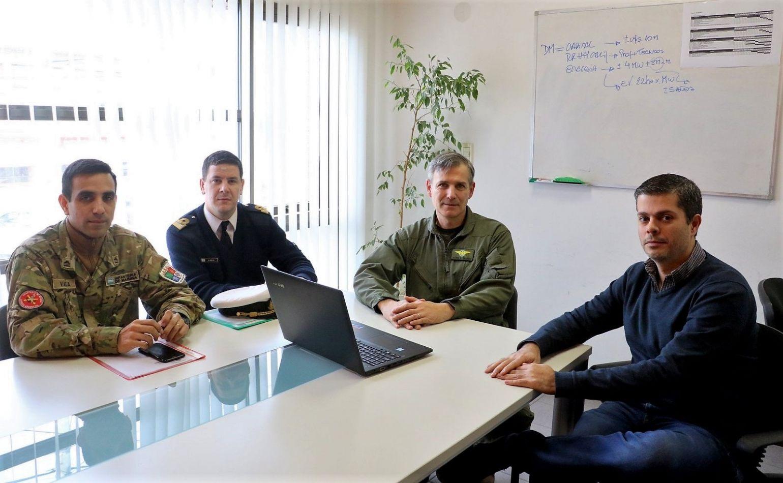 El municipio capacita a integrantes de la Armada en la implementación de la Firma Digital