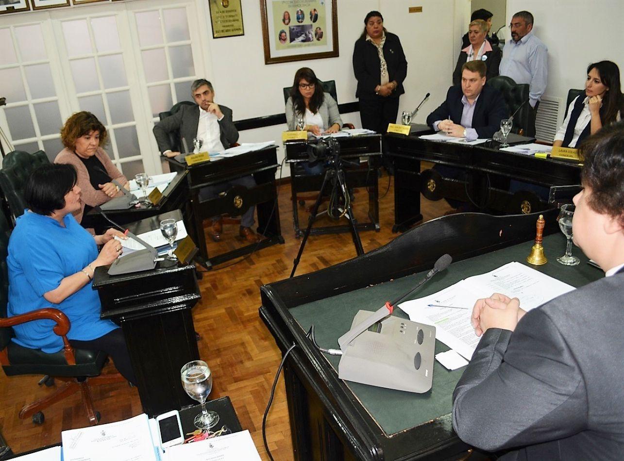 Aprobaron el antidoping a funcionarios municipales