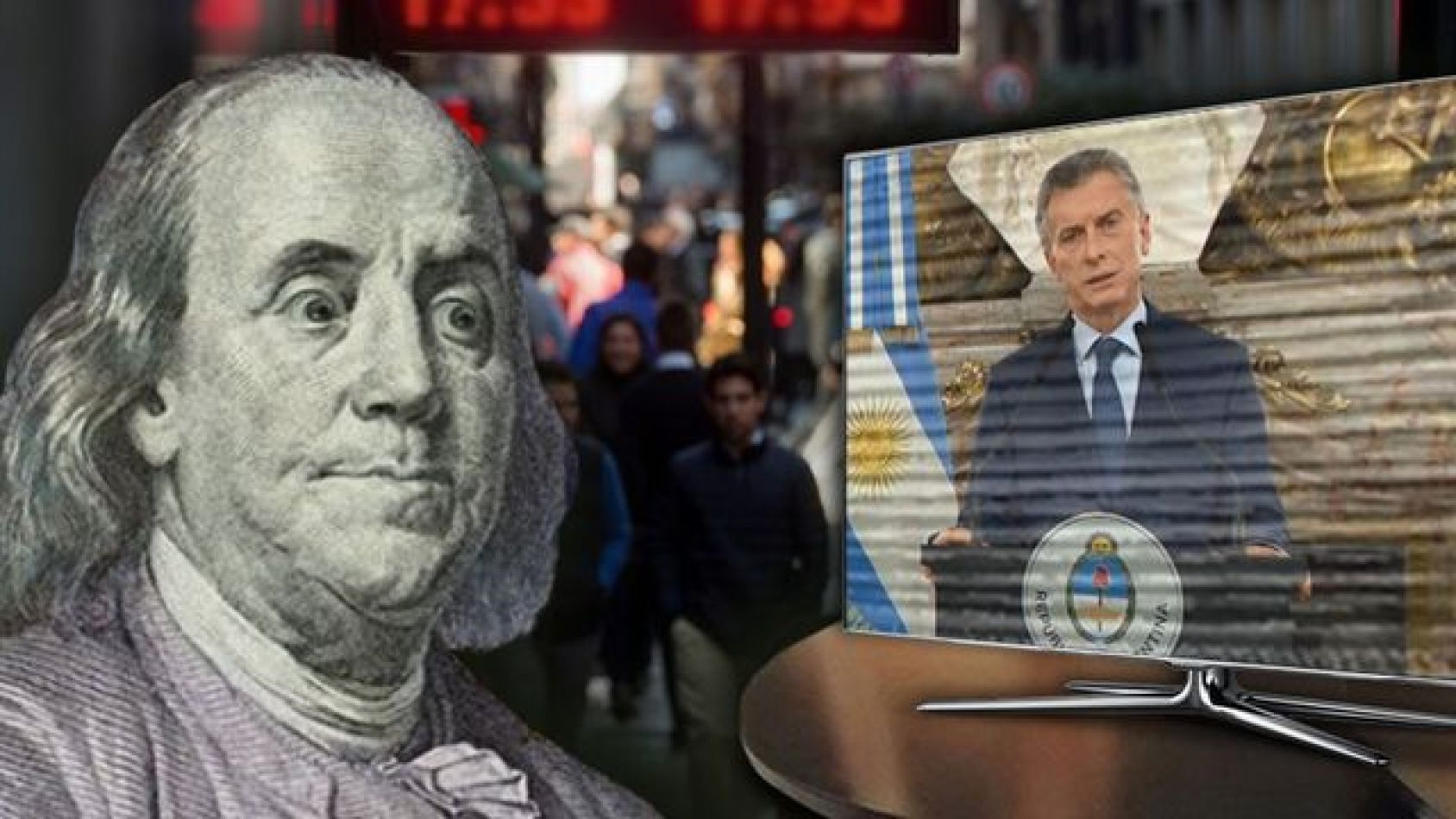 "The Wall Street Journal: ""La Argentina necesita dolarizar"""