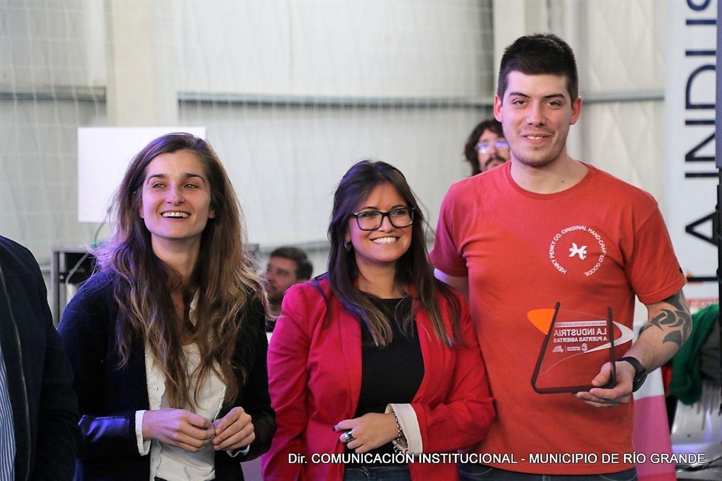 Premiaron a participantes del concurso Innovate 2018