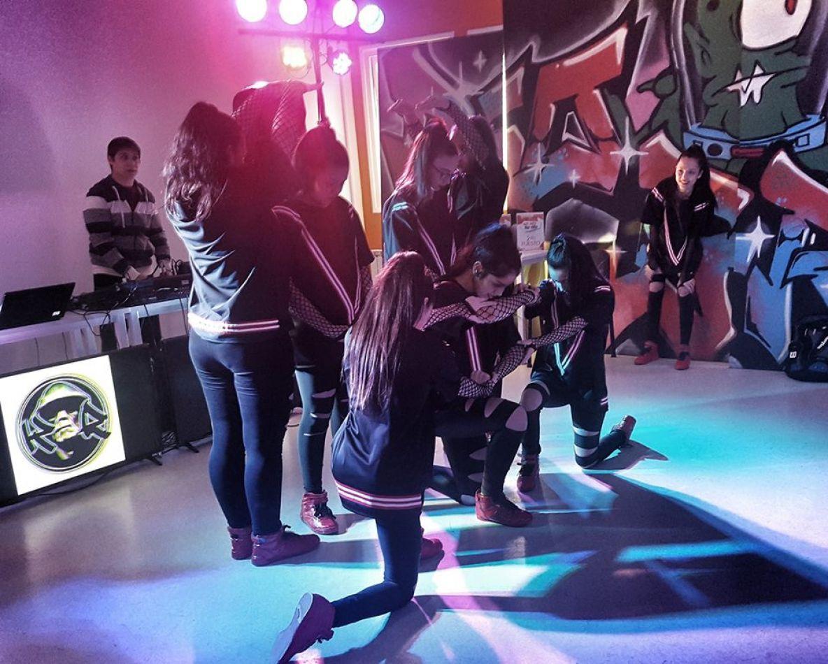 La Casa de Jóvenes fue escenario de la 1er competencia de Hip Hop y Breakin'