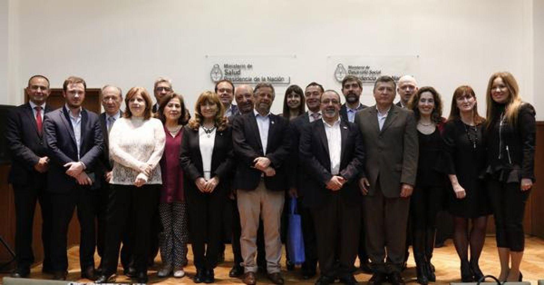 Tierra del Fuego presente en V reunión anual del Consejo Federal de Salud