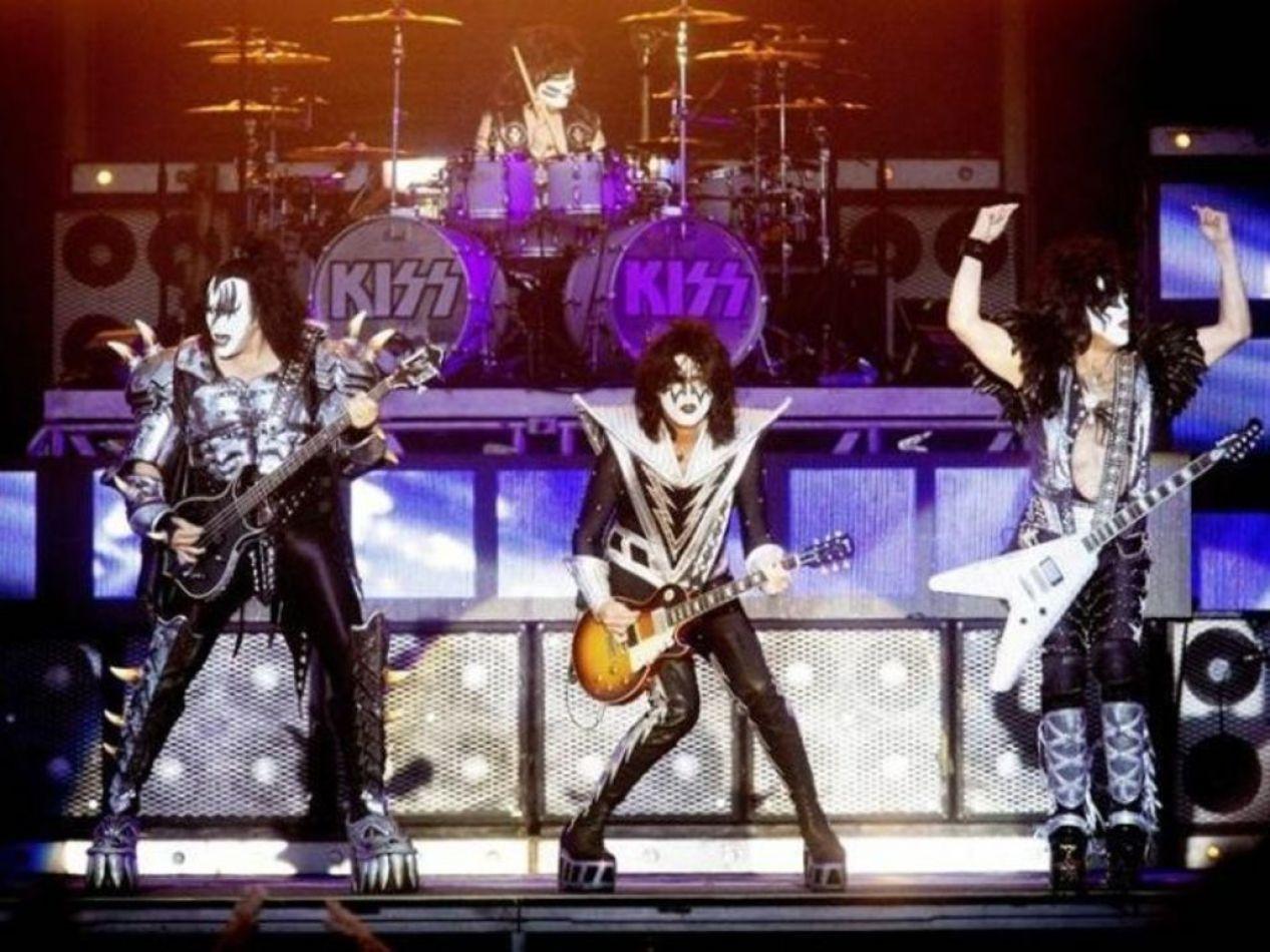 """""""Kiss"""" anunció su retiro tras 45 años de carrera"""