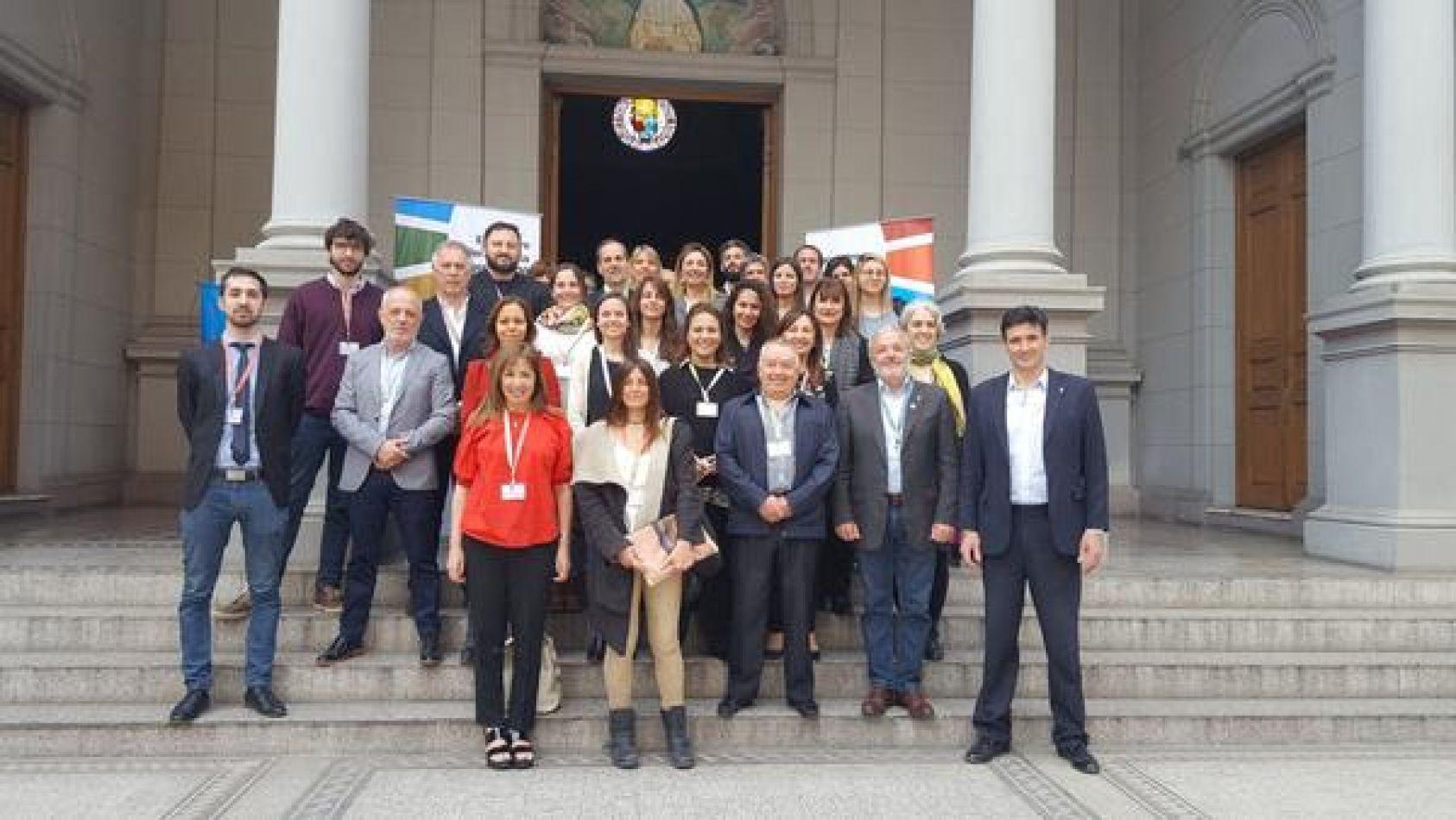 La provincia participó del encuentro Federal de Desarrollo Sostenible