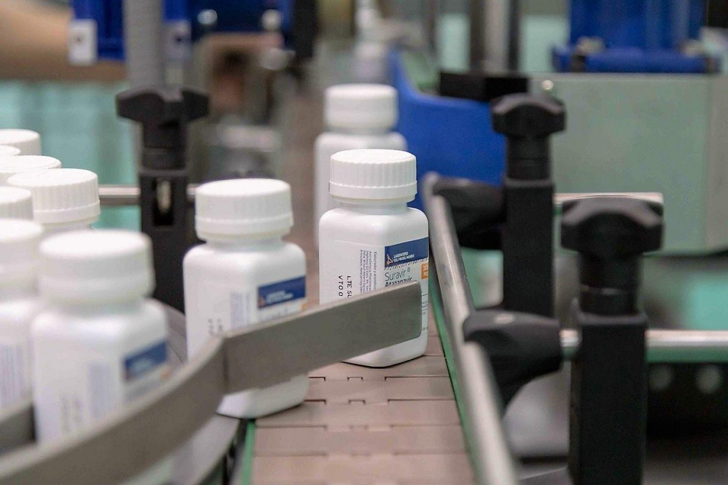 Un medicamento contra el HIV ya se produce en Ushuaia
