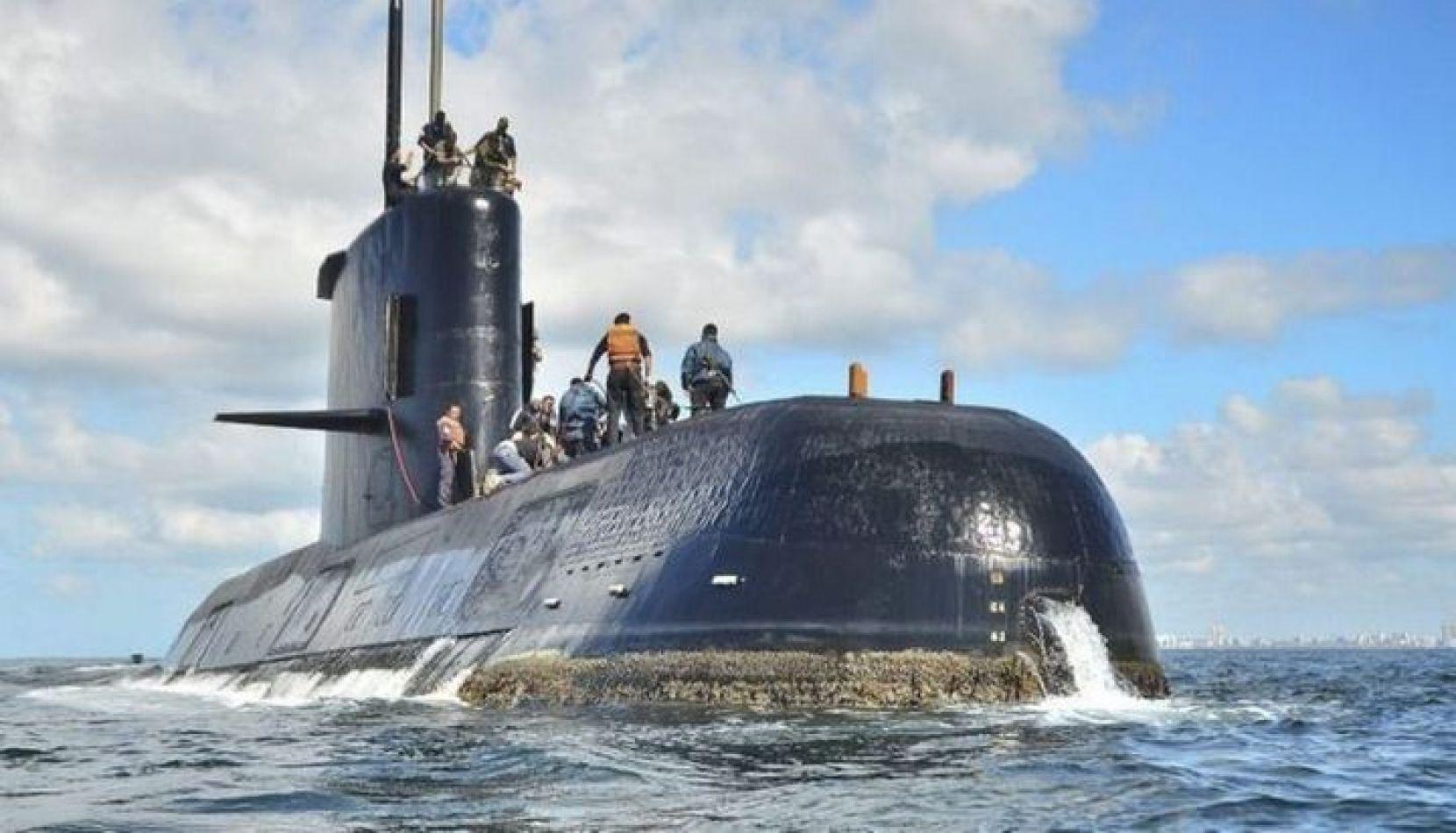 Rediseñarán el plan para encontrar al submarino