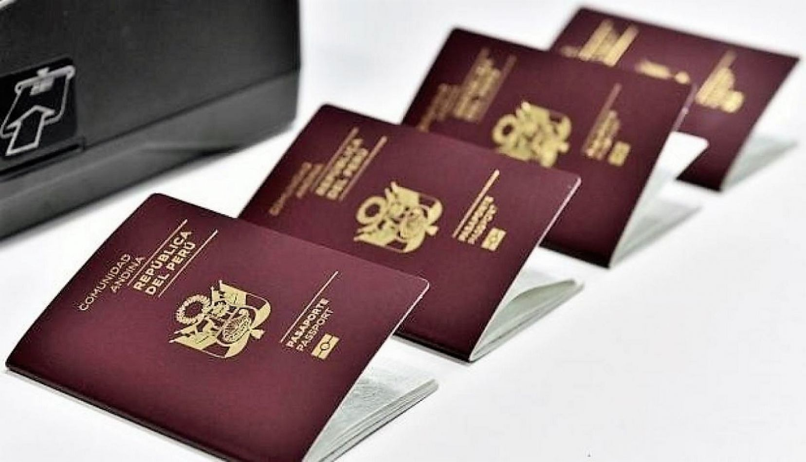 Consulado itinerante atiende a residentes peruanos